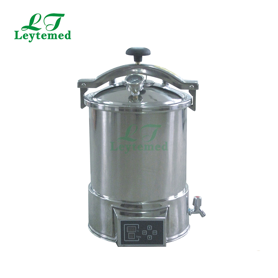 LT18HDD Portable pressure steam sterilizer