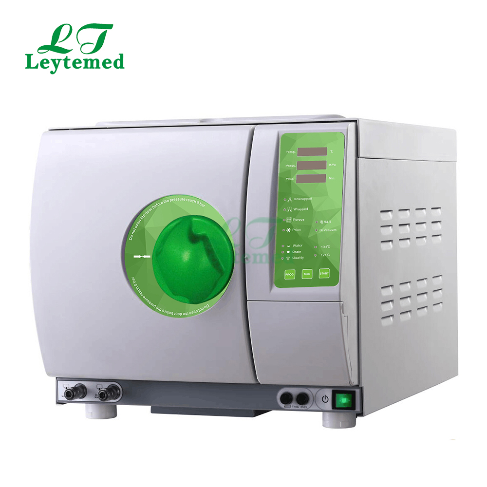 LTC18 Europe Class B Table Top Dental Autoclave