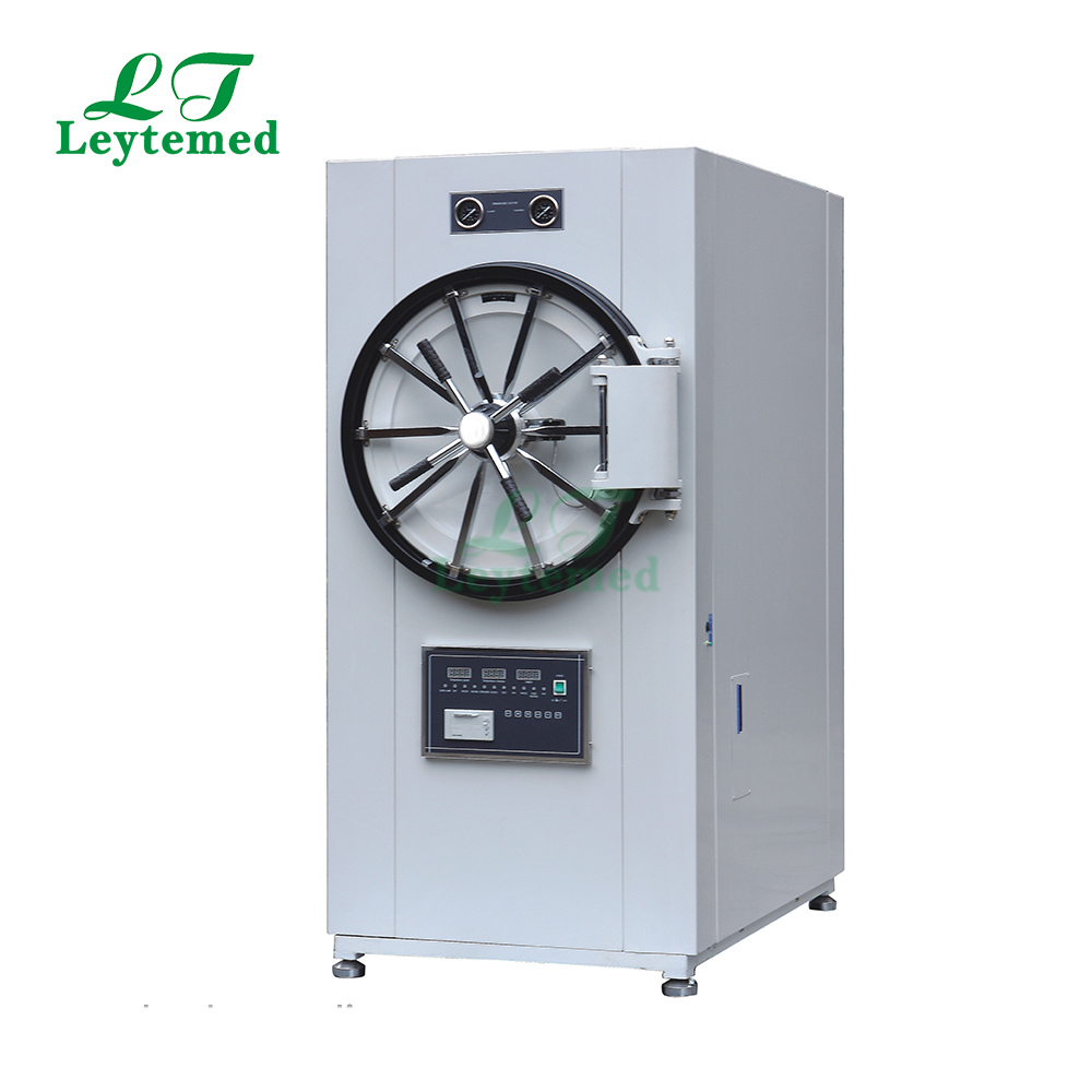 LT150YDB automatic Horizontal cylindrical pressure steam sterilizer