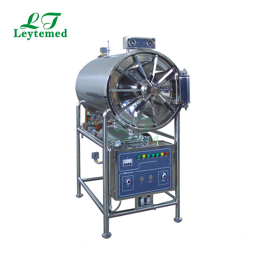 LT150YDC Horizontal cylindrical pressure steam sterilizer