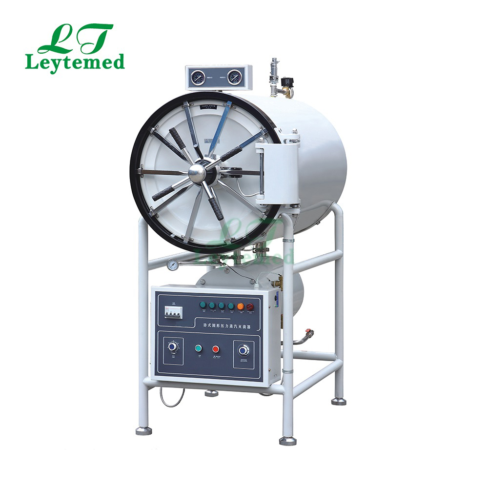 LT150YDA Horizontal cylindrical pressure steam sterilizer