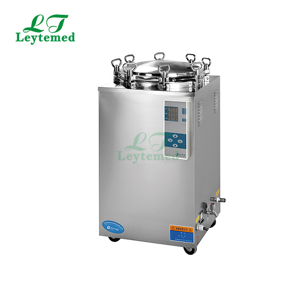 LT-B120LD Digital Display Automation Vertical pressure steam sterilizer