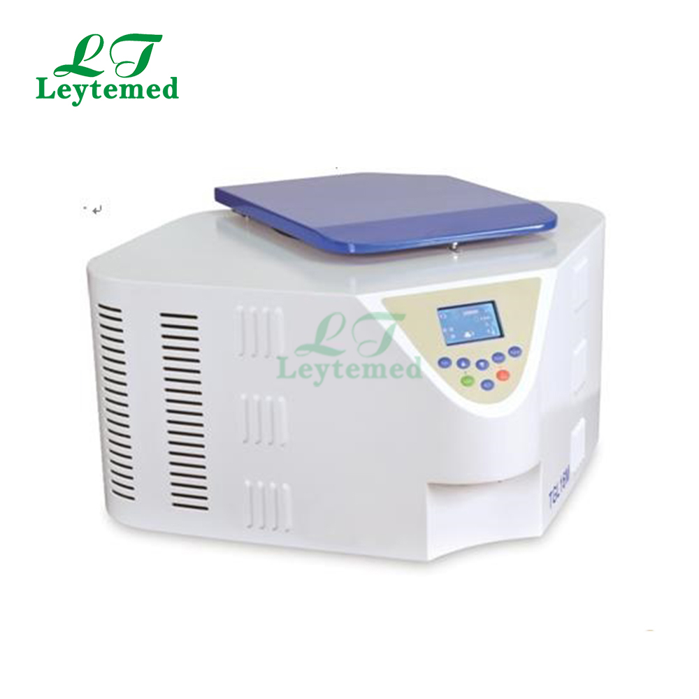 HR T20M HR T16M Table-type high speed refrigerated centrifuge