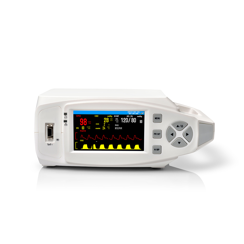 LTSR06A LTSR06B LTSR06C Table top Oximeter