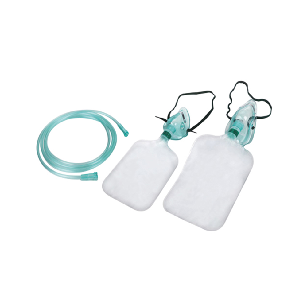 LTDM004 Oxygen Mask With Reservoir Bag