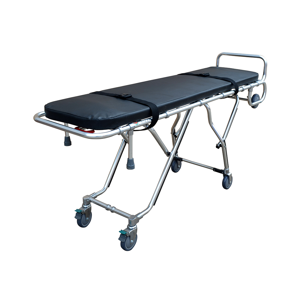 YXH-3F Aluminum Alloy Ambulance Stretcher
