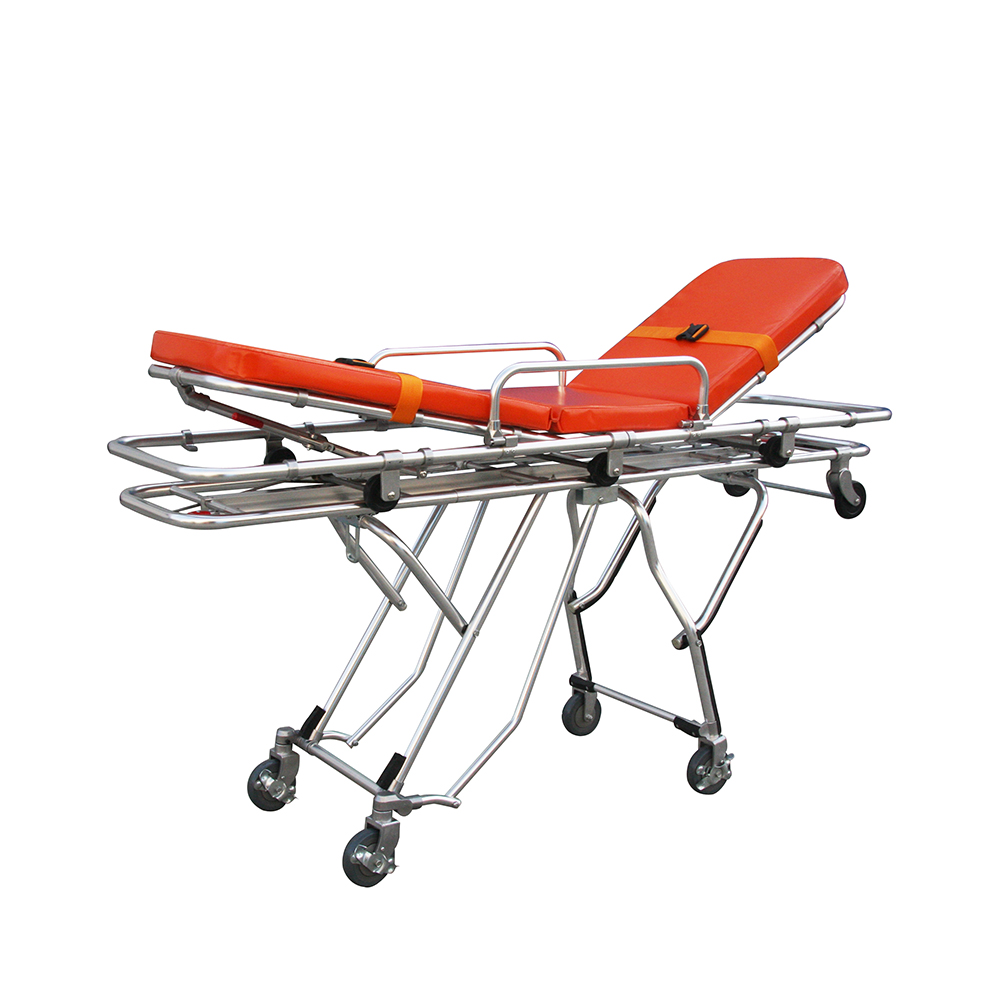 YXH-3D2 Automatic Loading Ambulance Stretcher