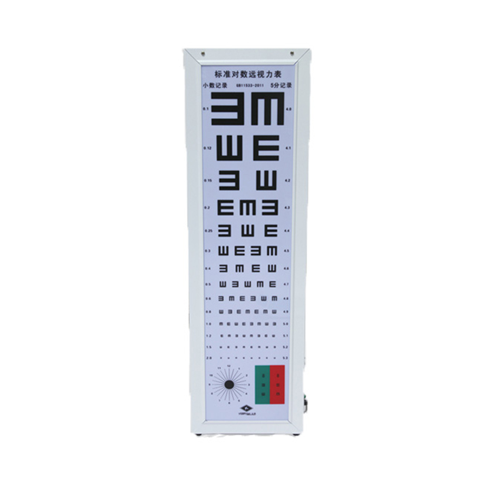 LTOE04 5m eye chart light box
