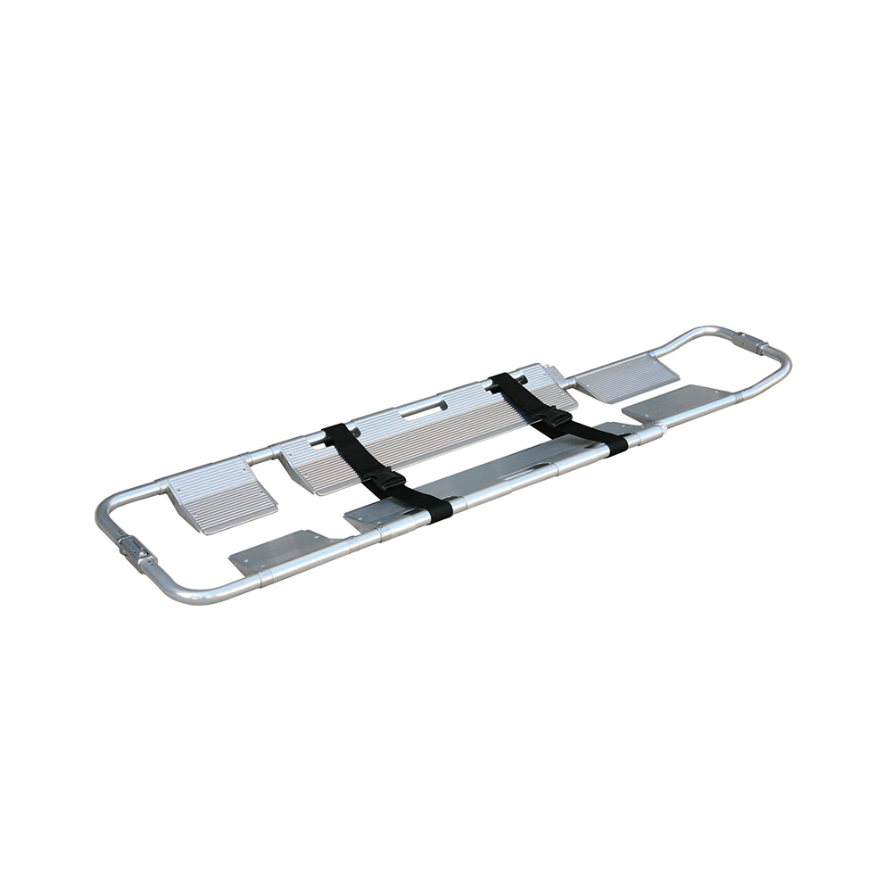 YXH-4B Aluminum Alloy Scoop Stretcher