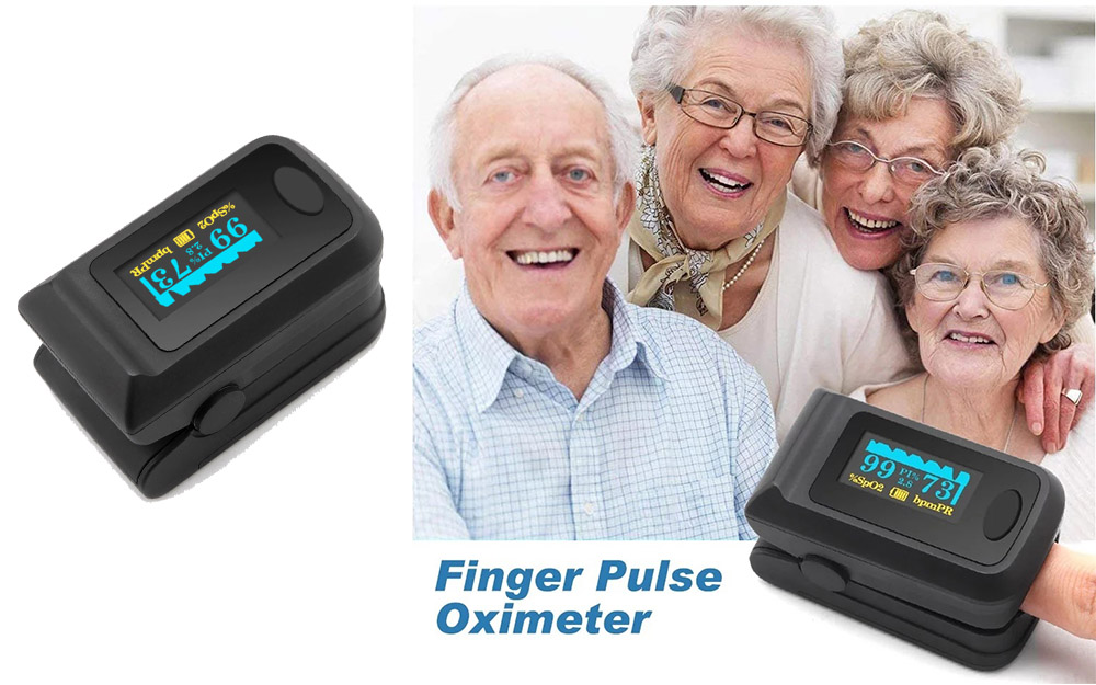 Finger Pulse Oximeter on sale