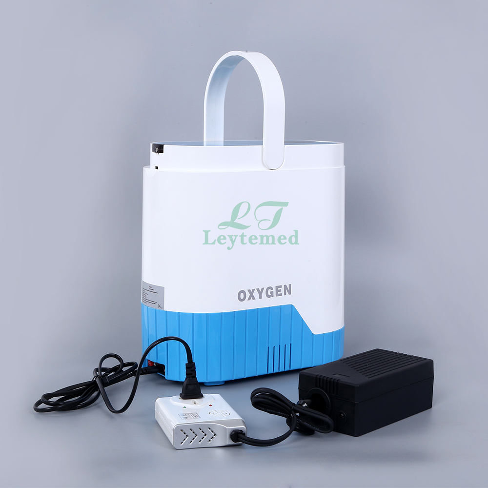 LTSK21 portable tarvel use 5L/min oxygen concentrator for car