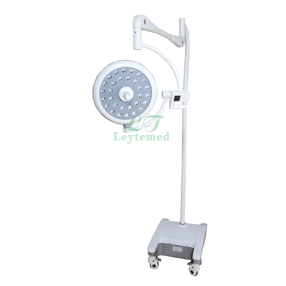LTSL34B hospital mobile stand operating lamp astral surgical light