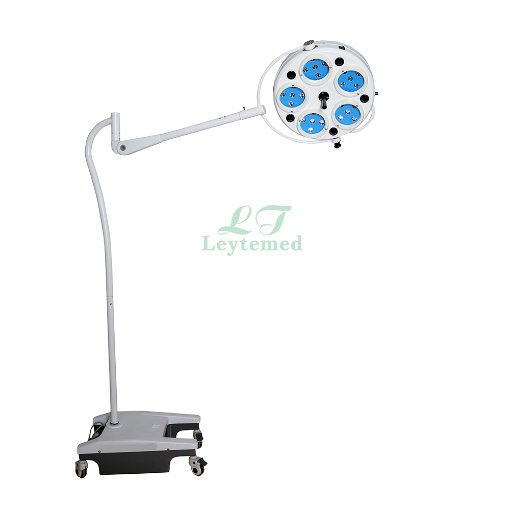 LTSL40B portable mobile high light surgical lights led