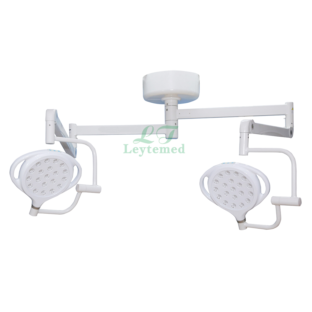 LTSL37 double ceiling lamp surgical double ceiling lamp
