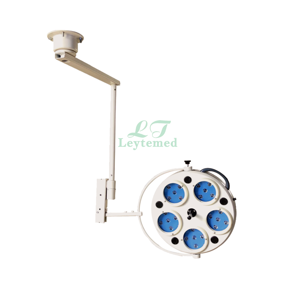 LTSL41A 5Holes Ceiling type LED Shadowless Operating Lamp
